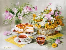 Stillleben Mit Blumen #11686