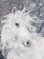 Christmas Unicorn #11775