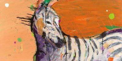 Zebra #17363