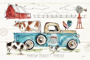Down on the Farm I #36682