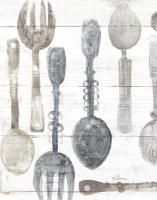 Spoons and Forks II Neutral #36811