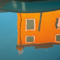 Reflections of Burano VII #41600