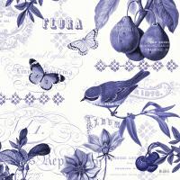 Botanical Blue III #42174
