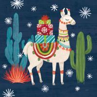 Lovely Llamas II Christmas #42829
