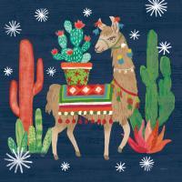 Lovely Llamas III Christmas #42830