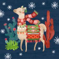 Lovely Llamas IV Christmas #42831