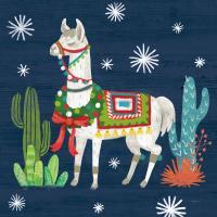 Lovely Llamas V Christmas #42832