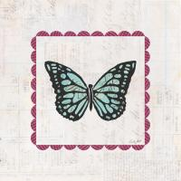 Butterfly Stamp Bright #42869