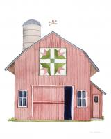 Life on the Farm Barn Element I #43134
