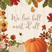 Fall Garden II #46293