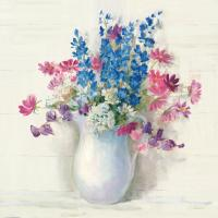 Ironstone Bouquet II Bright #46643