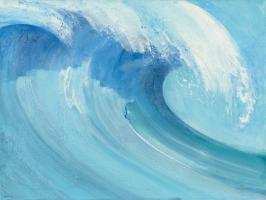Catch a Wave #46910