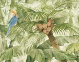 Tropical Canopy I Green #47351