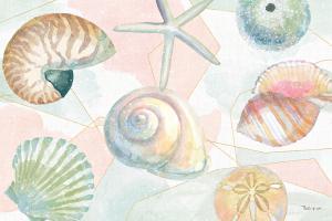 Watercolor Coast IV #47560