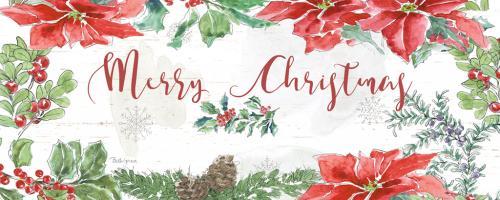 Farmhouse Holidays Merry Christmas #47930-20x8