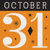 Festive Fright October 31 II #48266