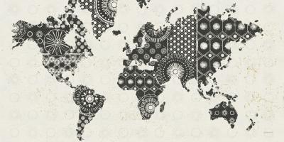 Kami Map - No Border #48398