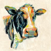 Expressionistic Cow I #49919