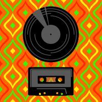 Music Entertainment Retro #50939