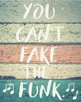 Can't Fake the Funk #51641
