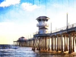 Huntington Pier #51769
