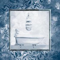 Calm Vintage Bath #52102