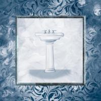 Calm Vintage Sink #52103