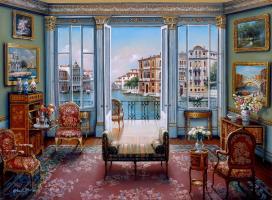 Venetian View #52874