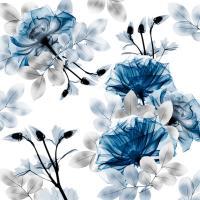 Indigo Bouquets 1 #52942