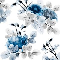 Indigo Bouquets 2 #52943