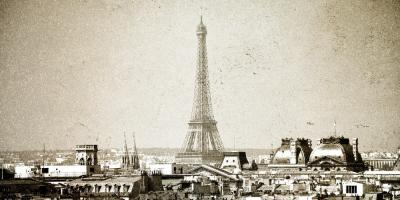 Paris Skyline #52957