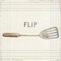 Floursack Kitchen Sign I Neutral Sq #53379