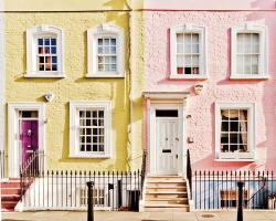 London Houses Spring #54227