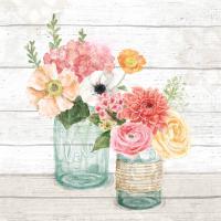 Pastel Flower Market XIII #55295