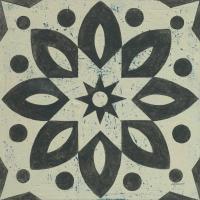 Black and White Tile I #55521