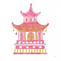 Everyday Chinoiserie II Pink #55560
