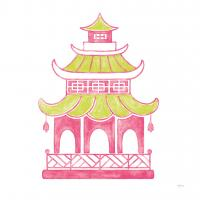 Everyday Chinoiserie IV Pink #55561