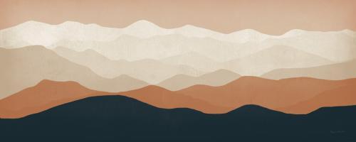 Terra Cotta Sky Mountains #55571
