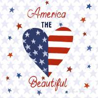 America the Beautiful II Square #55651
