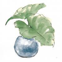 Plant Big Leaf III Dark Green #56348