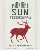 Midnight Sun Reindeer Feed #57544