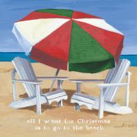 Christmas at the Beach III #57893