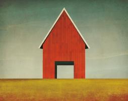 Red Barn Summer #58422