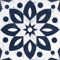 Blue and White Tile I #59158