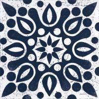 Blue and White Tile IV #59161