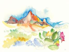 Desert Mountains #59811