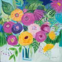 Bold Florals #60945