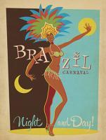VINTAGE ADVERTISING CARNAVAL BRAZIL #JOEAND 116760