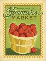 VINTAGE ADVERTISING FARMERS MARKET #JOEAND 116833