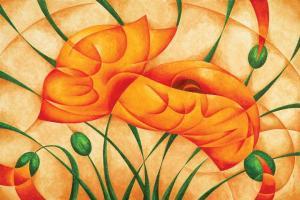 Poppies III #76935